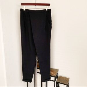 Poleci Drop Crotch Trousers.